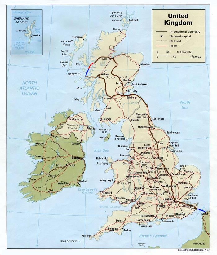 Viaggio in camper in Scozia a casa di Nessie « TI – Turismo Itinerante